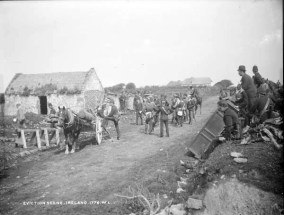 Eviction Scene 1880