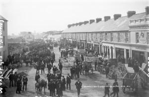 Market Street Listowel, County Kerry