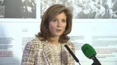 MKA Caroline Kennedy in Dublin Thur
