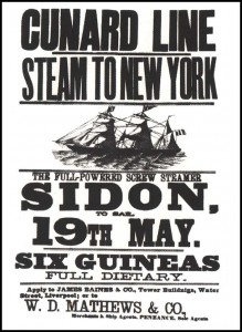 MKA Blog Cunard Steam