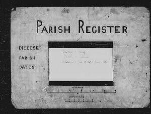 MKA Blog Parish Register logo