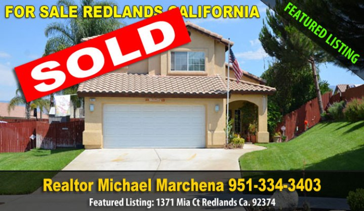 Home for Sale in Redlands California 92374