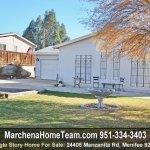 Home for Sale in Menifee California