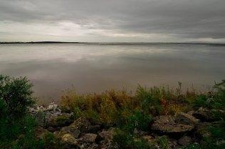 El río Amur desde el pueblo de Vladimirovna - The Amur River from the village of Vladimirovna