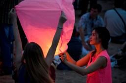 Más Faroles - More Lanterns