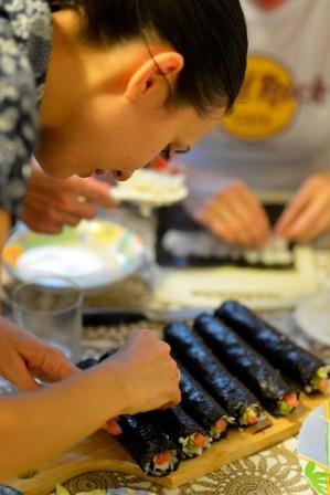Cocinando - Cooking