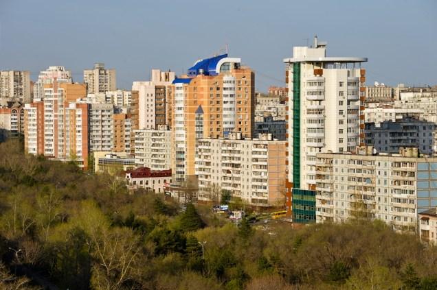 2013-05-13 - Khabarovsk - Bulevar Ussurisky