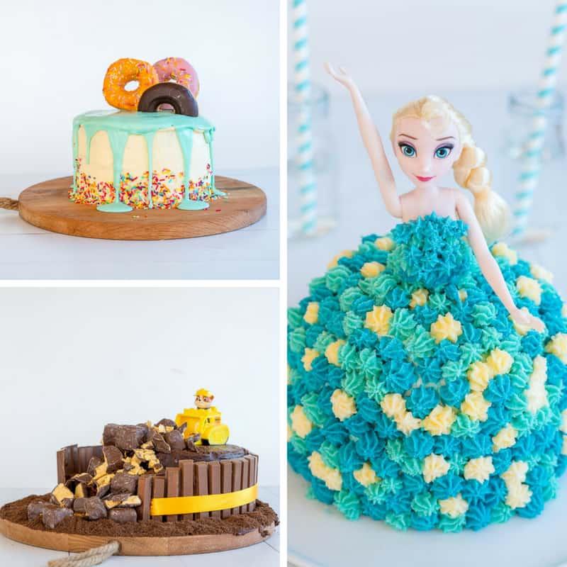 Pleasant Easy Cake Ideas Birthday The Cake Boutique Birthday Cards Printable Benkemecafe Filternl