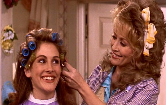 Julia Roberts and Dolly Parton