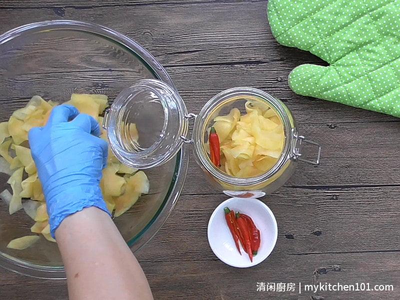 木瓜酸做法
