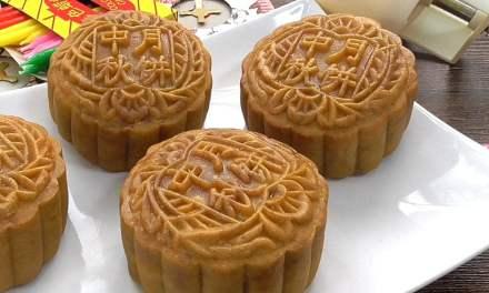 制作月饼不难-亲手制作过中秋