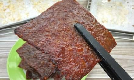 肉干: 香辣口味食谱