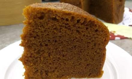 蒸焦糖蛋糕