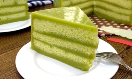 香兰千层蛋糕
