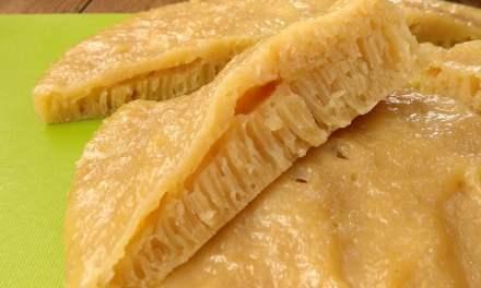 记忆中的清新美味-黄糖伦教糕