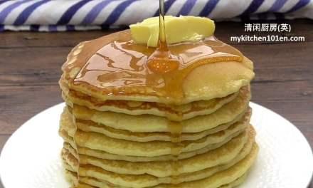 Original Flavour Pancake
