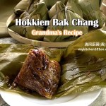 Grandma's Hokkien Bak Chang