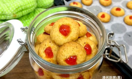 Crunchy Coconut Butter Cookies