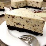 No-Bake/Chilled Oreo Cheesecake