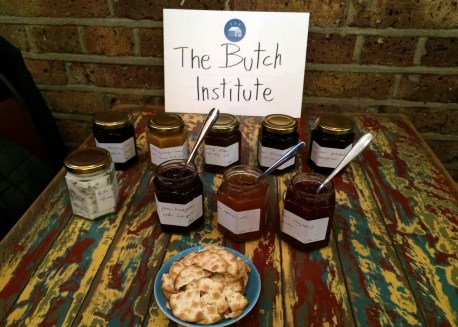 Unusual, historical and all-over delicious jams