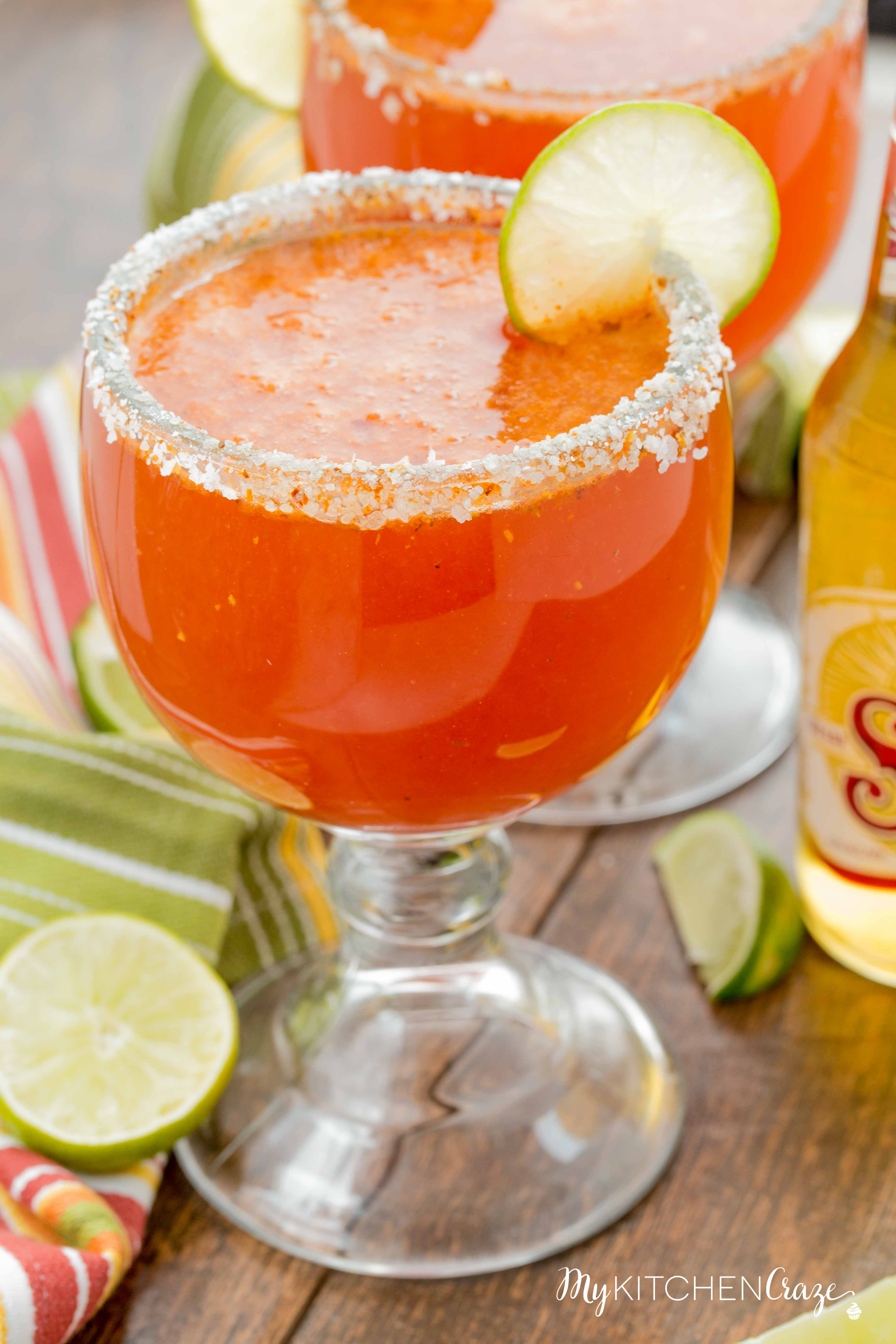 Chavela Mexican Bloody Mary My Kitchen Craze