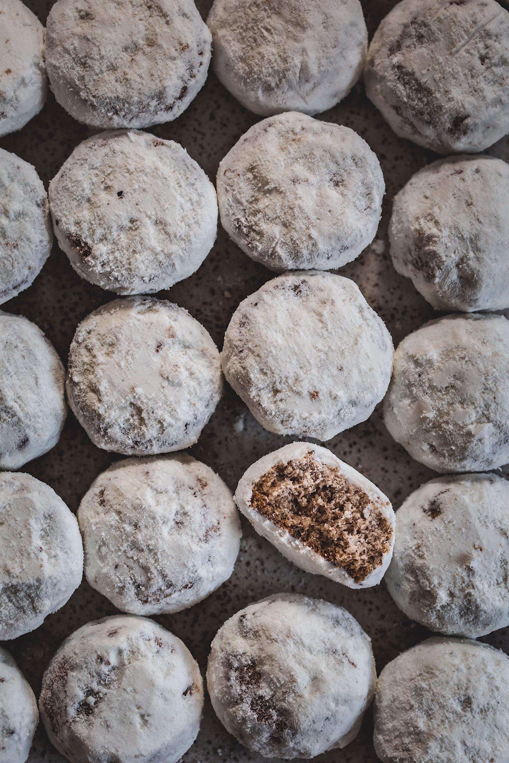 Danish Wedding Cookies My Kitchen Little