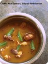 Chakka kuru Sambar