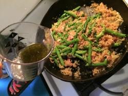 quinoa and pot roast 006