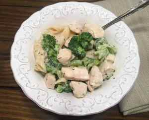chicken broccoli alfredo pasta mykitchenserenity