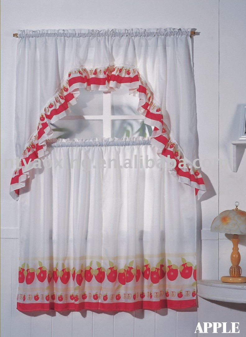 Apple Curtains For Kitchen Kitchen Ideas