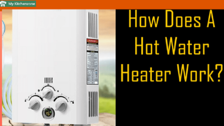 How Does A Hot Water Heater Work   Water Heater Guide 2020