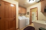 Laundry Room with Utility Sink & 3/4 Bath