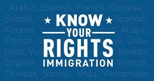 如果被警察或者移民官员拦下,如何保护你的权利