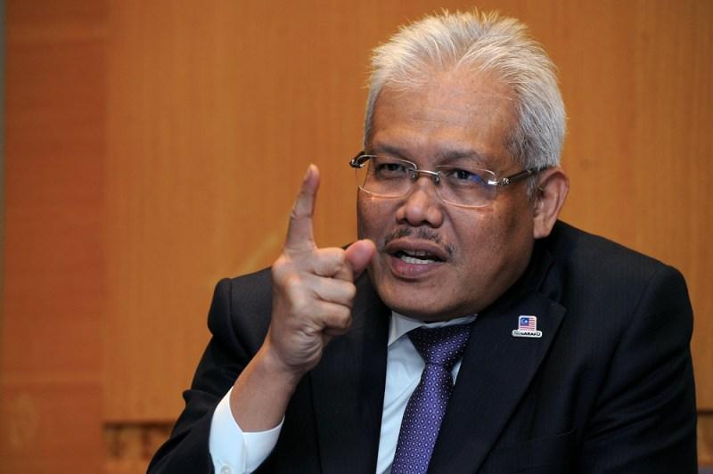 'Sabar untuk 3 bulan lagi', Hamzah beritahu ahli politik beria jadi PM