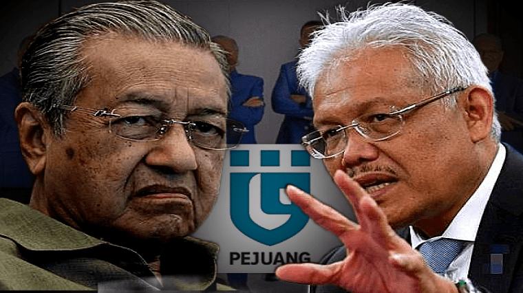 Pejuang mahu kelulusan segera selepas Mahathir mengadap Agong