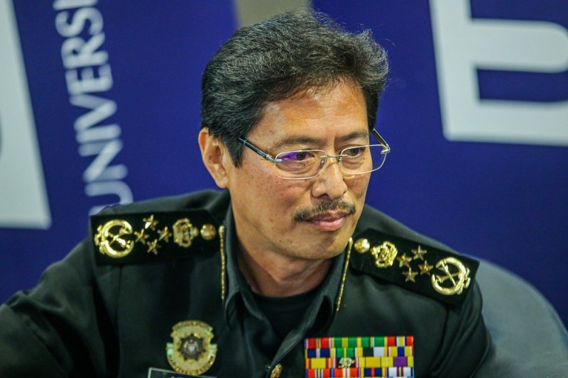 Party hopping is not against the law – MACC Chief