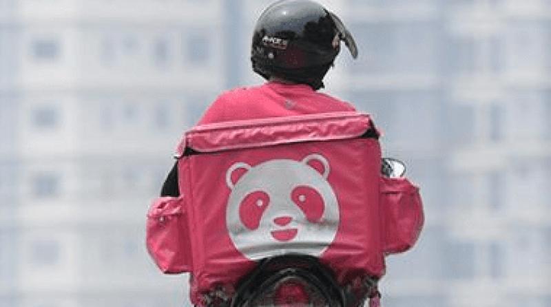 Tabung sumbangan 'rider' Food Panda ditutup