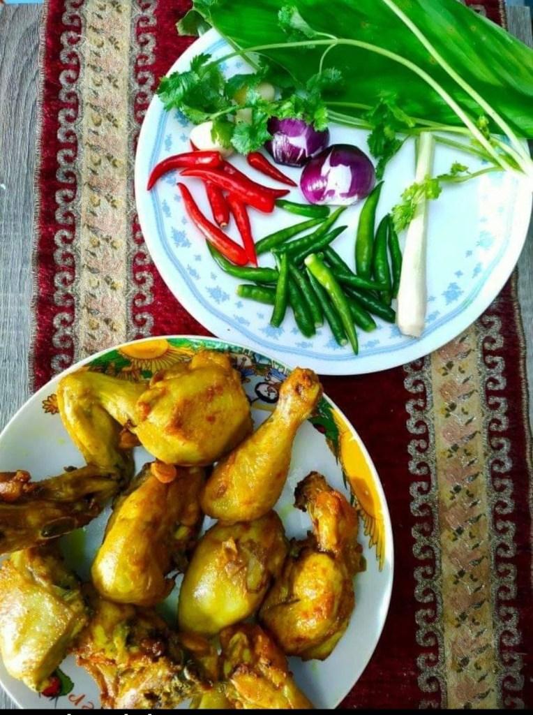 Resepi Ayam Goreng Cili Padi Padu
