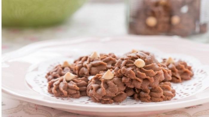 Resepi Biskut Coklat Mocha