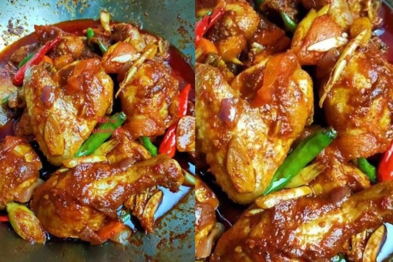 Resepi ayam goreng tomyam pedas