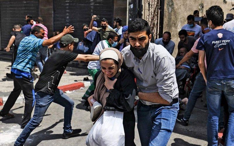 Malam Syawal Palestin berdarah, rakyat Malaysia titip doa