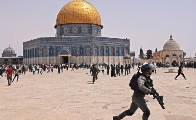 Israel isytihar 'perang'
