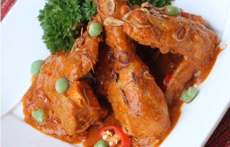 Resepi ayam masak opor merah
