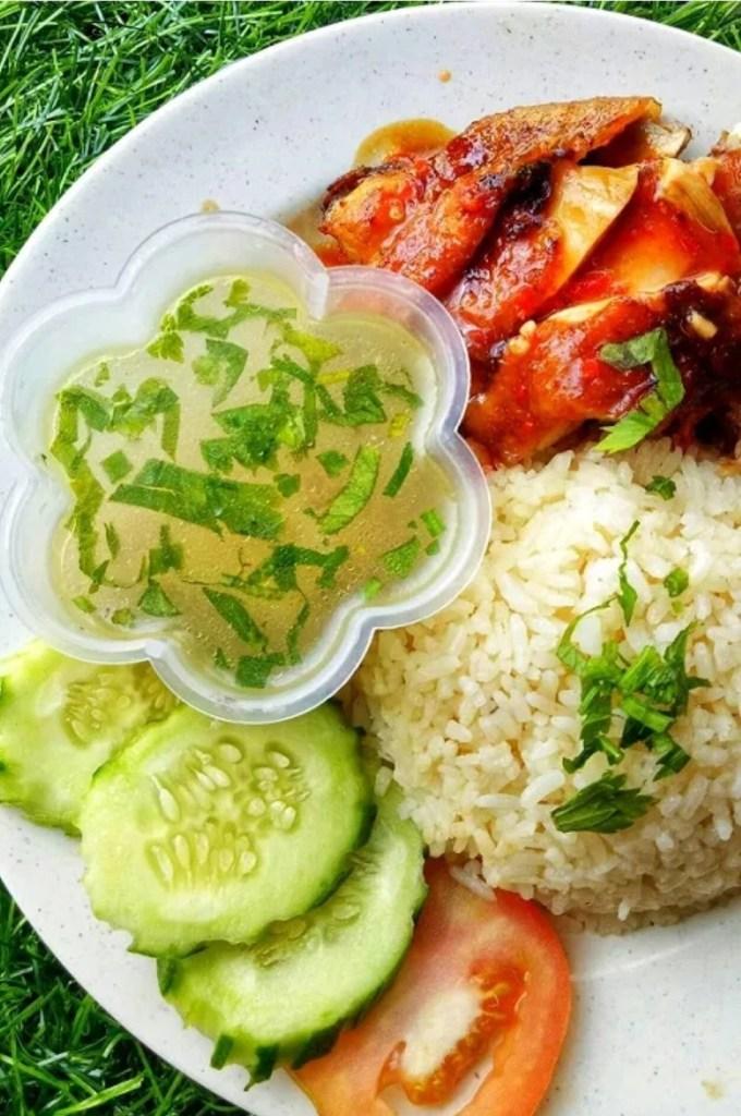 Resepi Nasi Ayam Sempoi