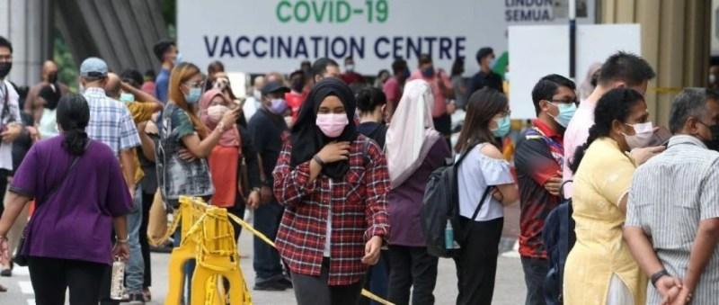 Lapan juta dos vaksin tiba Jun, Julai