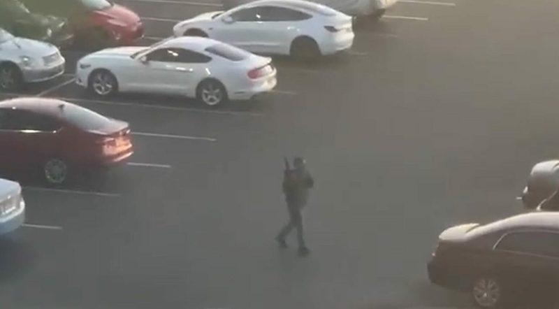 Lagi kejadian tembakan rambang di AS