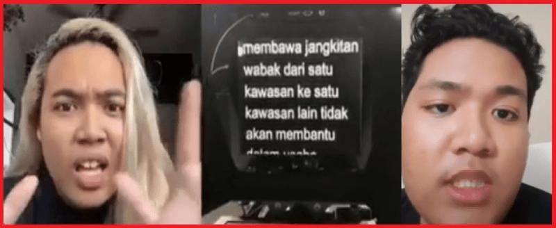 """[VIDEO] """"Apo Mengangkang Ni..? Cubaan Trend Baca Dari Teleprompter Bikin Ramai Terhibur"""