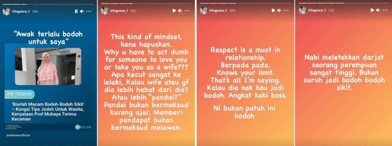 """""""Awak Terlalu Bodoh Untuk Saya""""- King Coco Pula Bidas Kenyataan Prof Muhaya.."""