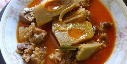 Resepi Gulai Daging Nangka