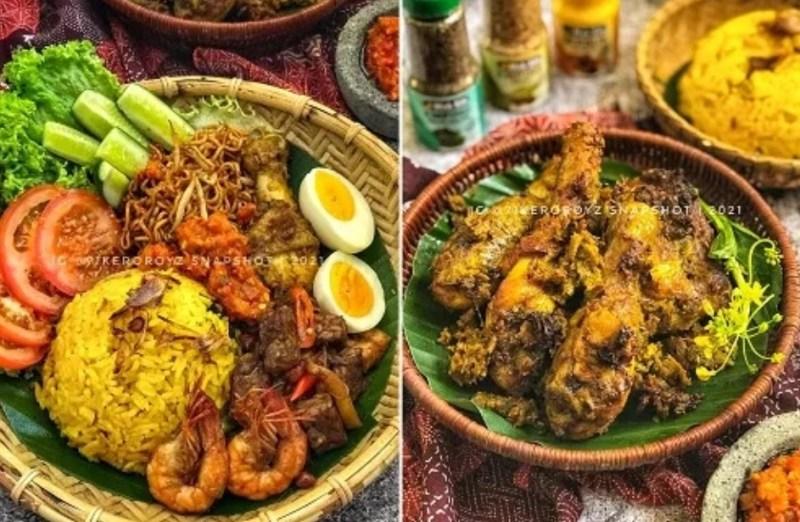 Resepi Nasi Ayam Goreng Bumbu Kuning